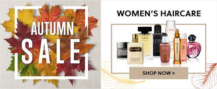 Autumn SALE Now On! - Women's Haircare