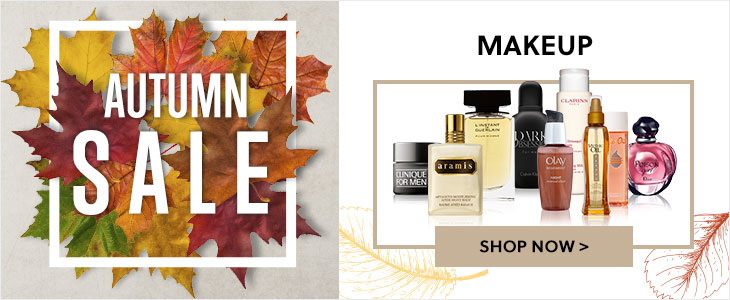 Autumn SALE Now On! - Makeup
