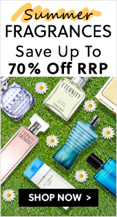 Summer Fragrances Up TO 70% Off