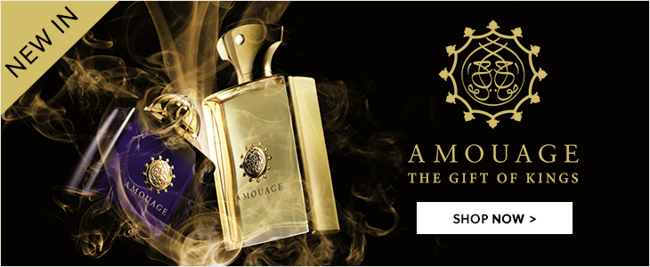 New In - Amouage The Gift Of Kings