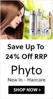 New In Haircare - Phyto | Save Up To 24% Off RRP