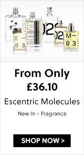 New In - Escentric Molecules Fragrance - From Only £36.10