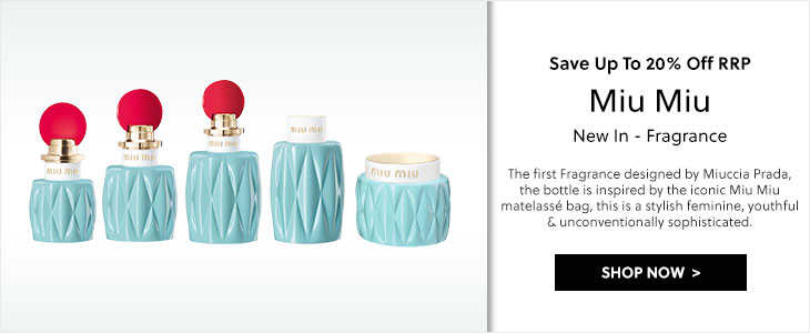 New In - Miu Miu Fragrance - Save Up To 20% Off RR