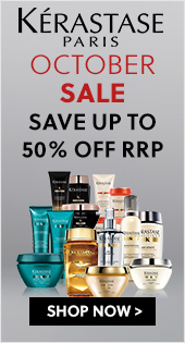 Kerastase October Sale - Save up to 50% off RRP