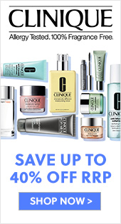 Clinique | Save Up To 40% Off RRP