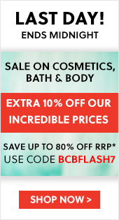 ay 7! - Sale On Cosmetics, Bath & Body - Extra 10% Off Our Incredible Prices