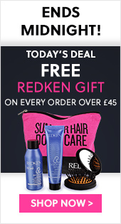 Week of Deals | Day 4! - Free Redken Gift Use Code REDKENTREATFLASH4