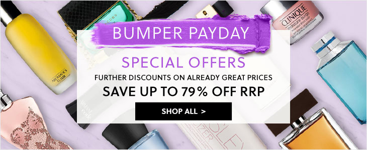 Bumper Payday Special Offers - Save Up To 74% Off RRP