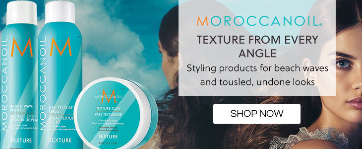 Moroccanoil - texture from every angle.