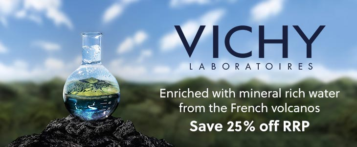 Vichy Save 25% Off