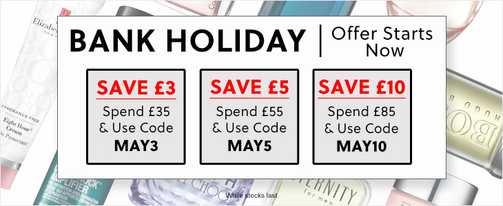 Bank Holiday Savings