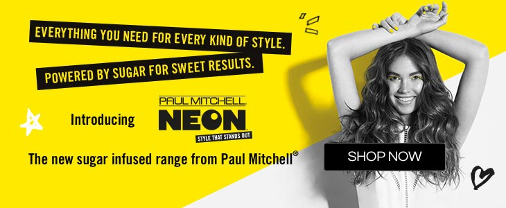 Paul Mitchell Neon Owns The Night