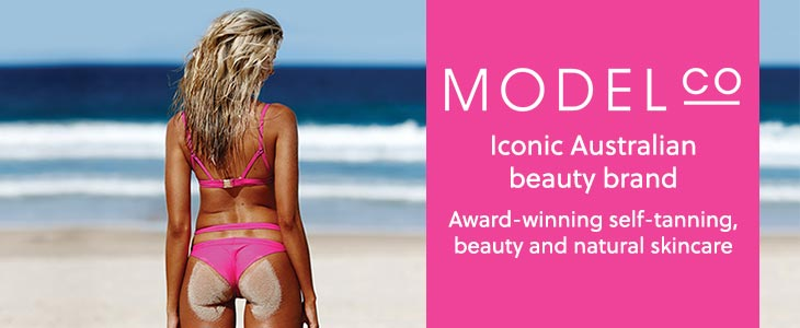 ModelCo Award-winning self-tanning