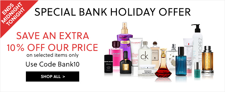 Special Bank Holiday Offer - Save an extra 10% off our price on selected items only - Use Code Bank10