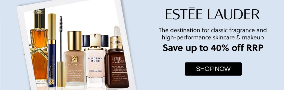 Estee Lauder Save up to 40% off RRP