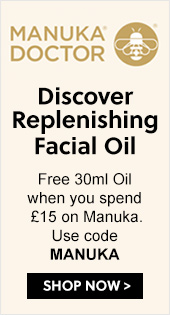 Manuka Doctor Free 30ml Replenishing Facial Oil