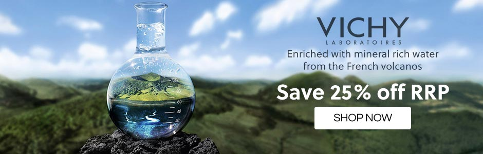 Vichy - Save Up To 25% off RRP