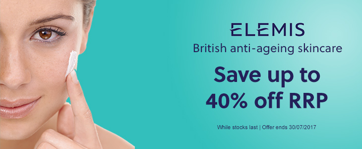 Elemis - Save Up To 40% Off RRP