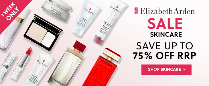 Elizabeth Arden Save Up To 75% Off RRP