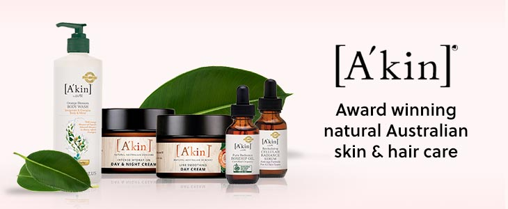 A'kin Natural Australian Skin & Hair Care