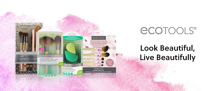 ecotools - Look Beautiful, Live Beautifully
