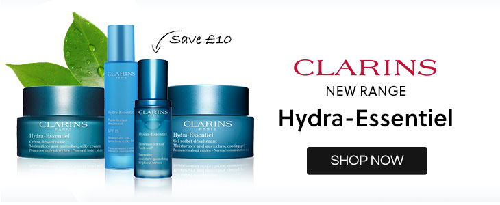 Claris New Range Hydra-Essentiel
