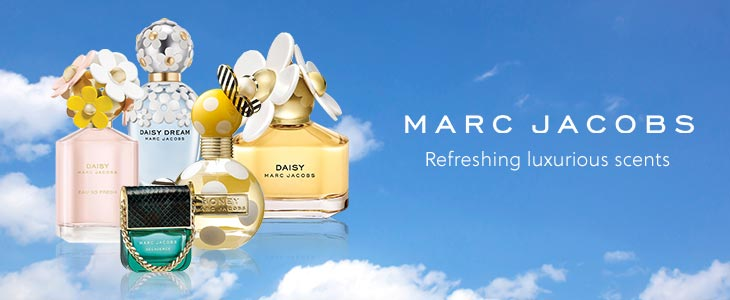 Marc Jacobs Refreshing Luxurious Scents