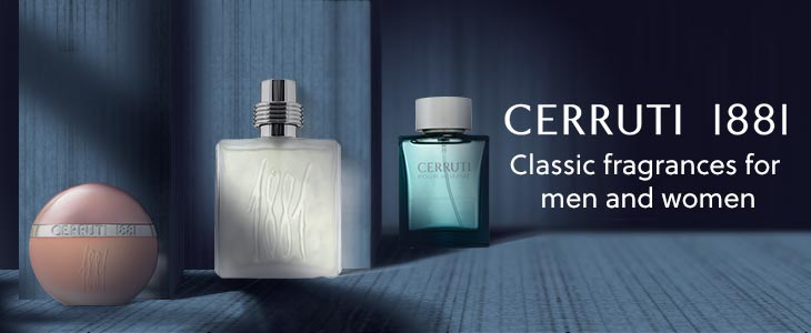 Cerruti 1881 Classic Fragrances