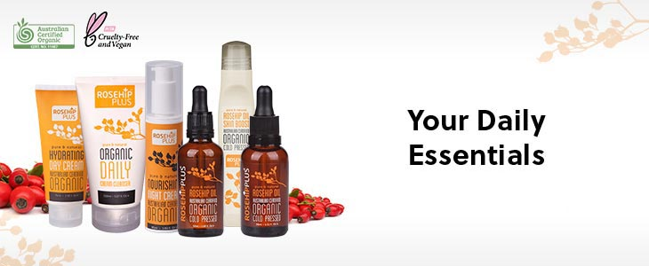 Rosehip PLUS Your Daily Essentials