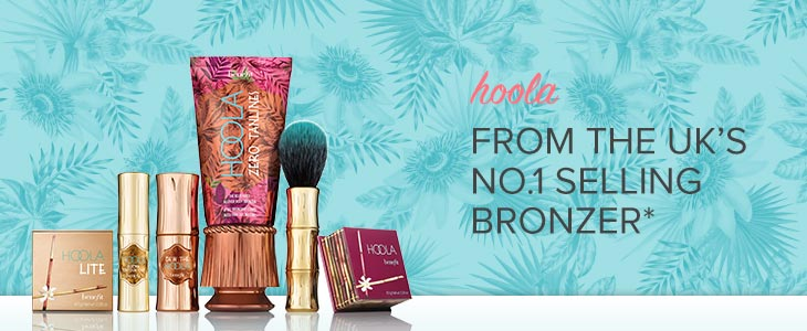 hola from the UK's No.1 Selling Bronzer