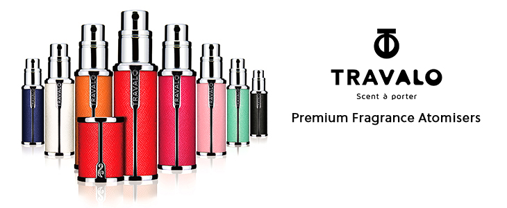 Travel Premium Fragrance Atomisers