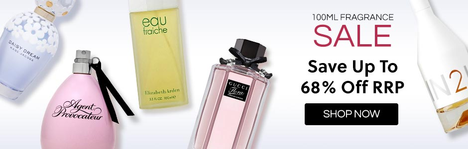 100ml Fragrances Sale