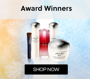 Shiseido Award Winners