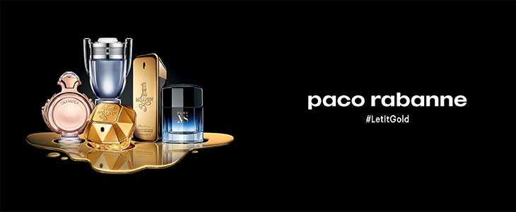 Paco Rabanne #LetitGold