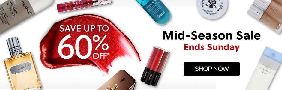 Mid-Season Sale Up To 60% Off