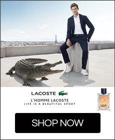 Lacoste L'homme - Life is a beautiful sport
