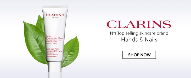 Clarins - Hand & Nails