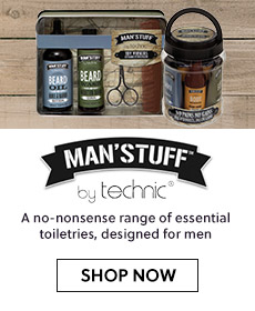 MAN'STUFF by technic
