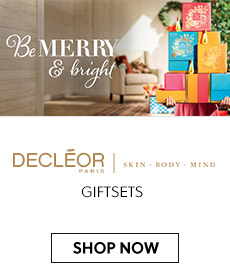 Decleor - Be Merry & Bright