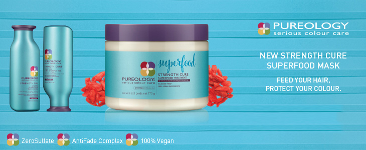 Pureology New Strength Cure Superfood Mask