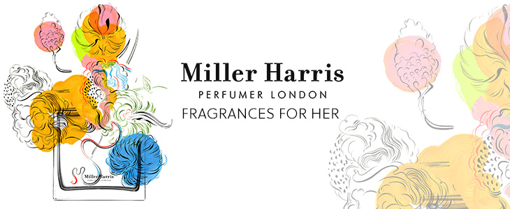 Miller Harris Fragrances For Her