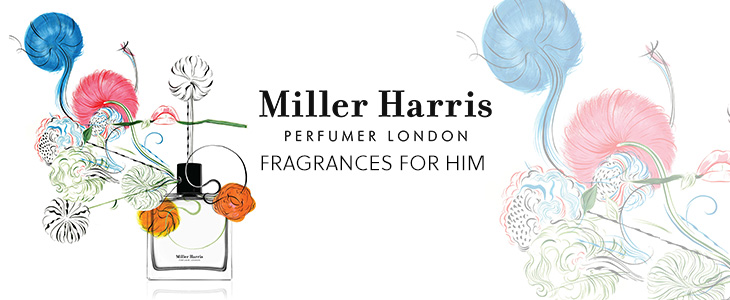 Miller Harris Fragrances For Him