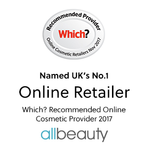 allbeauty Named UK's No.1 Online by Which?