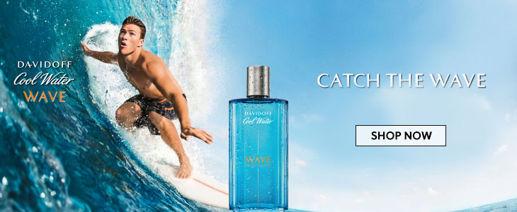 Davidoff Cool Water Wave - For Men