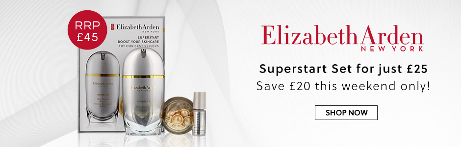 Elizabeth Arden Superstart Set For Just £25