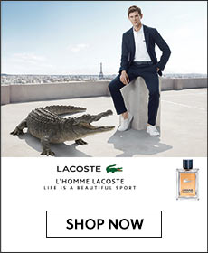 L'Homme Lacoste - Life is a beautiful sport