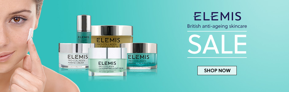 Elemis SALE- Up To 40% Off RRP