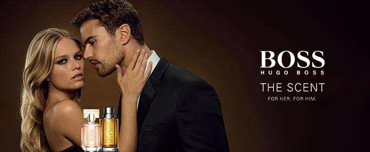 Hugo Boss - The Scent For Him & Her