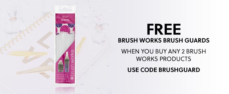 Brushworks GWP Brush Guards