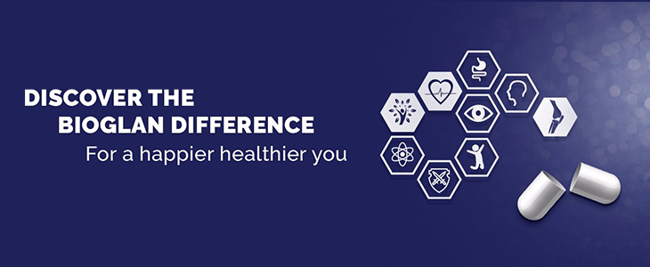 Discover the Bioglan difference